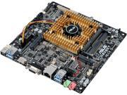 ASUS N3050T Intel Celeron Dual-Core N3050 SoC onboard Processors Thin Mini-ITX Motherboard/CPU/VGA Combo