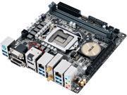 ASUS H170I PRO CSM Mini ITX Motherboards Intel