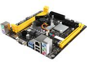 BIOSTAR A68N 5545 AMD A8 5545 Quad core 1.7G turbo 2.7G Processor Mini ITX Motherboard CPU Combo