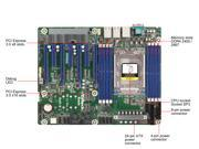 Asrock Rack Server Motherboard EPYCD8-2T EPYC