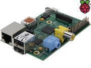 Newark Raspberry Pi Model B RASPBRRY-PCBA512  Motherboard/CPU/VGA Combo Broadcom BCM2835 700MHz ARM1176JZFS