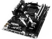 MSI X370 KRAIT GAMING AM4 AMD X370 SATA 6Gb/s USB 3.1 HDMI ATX AMD Motherboard