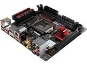 MSI Performance Gaming Intel Z170A LGA 1151 DDR4 USB 3.1 Mini ITX Motherboard (Z170I Gaming Pro AC)