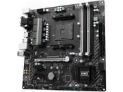 MSI A320M BAZOOKA AM4 AMD A320 SATA 6Gb/s USB 3.1 HDMI Micro ATX AMD Motherboard