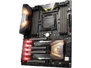 MSI X299 GAMING M7 ACK LGA 2066 Intel X299 SATA 6Gb/s USB 3.1 Intel Motherboard