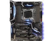 MSI X299 GAMING PRO CARBON AC LGA 2066 Intel X299 SATA 6Gb/s USB 3.1 ATX Intel Motherboard