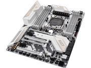 MSI X299 TOMAHAWK ARCTIC LGA 2066 Intel X299 SATA 6Gb/s USB 3.1 ATX Intel Motherboard