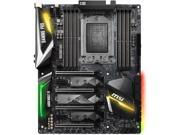 MSI X399 GAMING PRO CARBON AC sTR4 AMD X399 SATA 6Gb/s USB 3.1 ATX AMD Motherboard