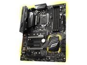 MSI Z370 SLI PLUS (Socket LGA1151) USB 3.1 Gen 1 Intel Motherboard Black Z370 SLI PLUS