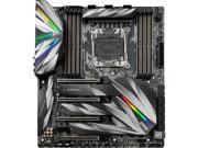 MSI MEG X299 CREATION LGA 2066 Intel X299 SATA