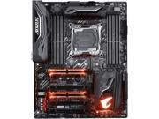 GIGABYTE AORUS X299 AORUS Gaming 3 (rev. 1.0) LGA 2066 Intel X299 SATA 6Gb/s USB 3.1 ATX Intel Motherboard