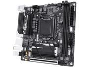 GIGABYTE Z370N WIFI (rev. 1.0) LGA 1151 (300 Series) Intel Z370 HDMI SATA 6Gb/s USB 3.1 Mini ITX Intel Motherboard