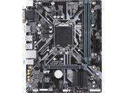 GIGABYTE H310M S2H LGA 1151 (300 Series) Intel H310 HDMI SATA 6Gb/s USB 3.1 Micro ATX Intel Motherboard 9SIV06W7SP4468
