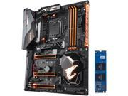 GIGABYTE Z370 AORUS GAMING 7-OP LGA 1151 (300 Series) Intel Z370 ATX Motherboard with 32GB Intel Optane Memory