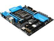 ASRock X99 Extreme6/ac LGA 2011-v3 Intel X99 SATA 6Gb/s USB 3.0 ATX Intel Motherboard