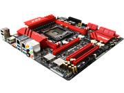 ASRock ASRock Fatal1ty Gaming Fatal1ty X99M Killer/3.1 LGA 2011-v3 Intel X99 SATA 6Gb/s USB 3.1 USB 3.0 Micro ATX Intel Motherboard