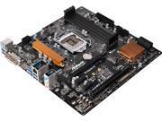 ASRock H170M Pro4S LGA 1151 Intel H170 HDMI SATA 6Gb/s USB 3.0 Micro ATX Intel Motherboard