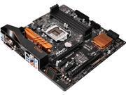 ASRock B150M Pro4 LGA 1151 Intel B150 HDMI SATA 6Gb/s USB 3.0 Micro ATX Intel Motherboard