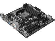 ASRock FM2A88M EXTREME4+ R2.0 FM2+ / FM2 AMD A88X (Bolton D4) SATA 6Gb/s USB 3.0 HDMI Micro ATX AMD Motherboard