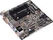 ASRock J3160DC-ITX Mini ITX Motherboard/CPU Combo