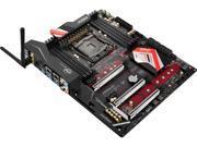 ASRock X99 Prof Gaming i7 LGA 2011-v3 Intel X99 SATA 6Gb/s USB 3.1 USB 3.0 ATX Motherboards - Intel