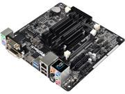 ASRock J4205 ITX Intel Quad Core Pentium Processor J4205 up to 2.6GHz Mini ITX Motherboard CPU Combo
