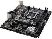 ASRock B250M-HDV LGA 1151 Intel B250 HDMI SATA 6Gb/s USB 3.0 Micro ATX Motherboards - Intel