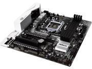 ASRock B250M Pro4 LGA 1151 Intel B250 HDMI SATA 6Gb/s USB 3.0 Micro ATX Motherboards - Intel