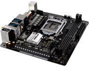 ASRock H270M ITX ac Mini ITX Motherboards Intel
