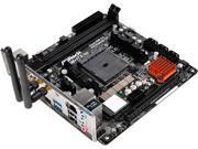 ASRock A88M-ITX/ac R2.0 FM2+ / FM2 AMD A88X (Bolton D4) SATA 6Gb/s USB 3.0 HDMI Mini ITX Motherboards - AMD