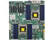 Supermicro X9DRD-7LN4F Server Motherboard - Intel C602-J Chipset - Socket R LGA-2011 - Bulk Pack