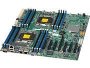 SUPERMICRO MBD-X10DRH-I-O Extended ATX Server Motherboard Dual LGA 2011 Intel C612