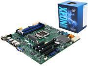 SuperMicro Server Motherboard E3 1200 v5 Configurator