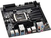 EVGA Z270 Stinger, 111-KS-E272-KR, LGA 1151, Intel Z270, HDMI, SATA 6Gb/s, USB 3.1, USB 3.0, mITX, Intel Motherboard