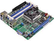 ASRock D1520D4I Mini ITX Server Motherboard FCBGA 1667 Soc
