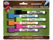 The Board Dudes SRX Magnetic Dry-Erase Marker - 12 ST/CT