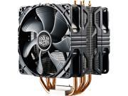 Cooler Master Hyper 212X – CPU Cooler with dual 120mm PWM Fan