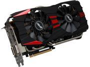 ASUS GTX780-DC2OC-3GD5 G-SYNC Support GeForce GTX 780 3GB 384-Bit GDDR5 PCI Express 3.0 HDCP Ready SLI Support Video Card