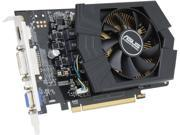 ASUS GeForce GT 740 DirectX 11 GT740-OC-1GD5 1GB 128-Bit GDDR5 PCI Express 3.0 HDCP Ready Video Card