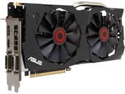 ASUS GeForce GTX 970 STRIX-GTX970-DC2OC-4GD5 G-SYNC Support Video Card