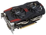 ASUS GeForce GTX 760 GTX760-DC2OC-2GD5 2GB 256-Bit GDDR5 PCI Express 3.0 x16 HDCP Ready SLI Support Video Card
