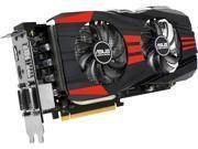 ASUS DirectCU II Radeon R9 270X DirectX 11.2 R9270X-DC2T-2GD5 2GB 256-Bit GDDR5 PCI Express 3.0 CrossFireX Support Video Card
