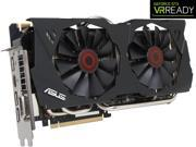 ASUS GeForce GTX 980 STRIX-GTX980-DC2OC-4GD5 4GB 256-Bit GDDR5 PCI Express 3.0 HDCP Ready SLI Support Video Card