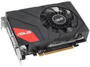 ASUS GTX960-MOC-2GD5 GeForce GTX 960 2GB 128-Bit GDDR5 PCI Express 3.0 HDCP Ready SLI Support Video Card