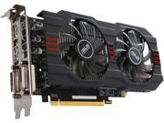 ASUS Radeon R7 360 R7360-OC-2GD5 2GB 128-Bit GDDR5 PCI Express 3.0 HDCP Ready Video Card