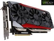 ASUS GeForce GTX 980 Ti STRIX-GTX980TI-DC3OC-6GD5-GAMING 6GB 384-Bit GDDR5 PCI Express 3.0 HDCP Ready SLI Support Video Card