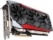 ASUS STRIX-R9390X-DC3OC-8GD5-GAMING Radeon R9 390X 8GB 512-Bit GDDR5 PCI Express 3.0 HDCP Ready Video Card