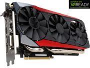 ASUS GeForce GTX 980 Ti STRIX-GTX980TI-DC3-6GD5-GAMING 6GB 384-Bit GDDR5 PCI Express 3.0 HDCP Ready SLI Support Video Card