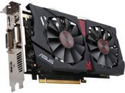 ASUS GeForce GTX 950 STRIX-GTX950-DC2OC-2GD5-GAMING 2GB 128-Bit GDDR5 PCI Express 3.0 HDCP Ready SLI Support Video Card