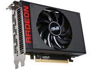 ASUS Radeon R9 Nano R9NANO-4GB 4GB 4096-Bit HBM PCI Express 3.0 HDCP Ready CrossFireX Support Video Card